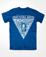 Legion Etrangere M2 T-shirt BLAU, Fremdenlegion,legio patria nostra, france ,