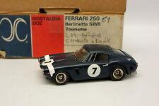 AMR 1/43 - Ferrari 250 SWB Tourist Trophy N°7 Le Mans 1961