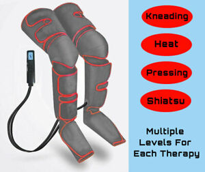 Leg Massager Air Compression for Circulation Calf Feet Thigh Muscle Pain Relief