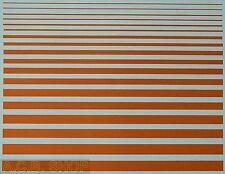 Rayures marron clair Bandes Pantone 471 - 1:18 Autocollant Décalcomanie
