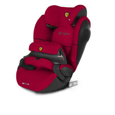 CYBEX Pallas M-Fix SL Ferrari  Racing Red - red