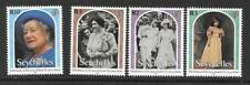 SEYCHELLES SG901/4 2000 QUEEN MOTHERS 100th BIRTHDAY MNH