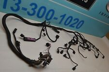 2002 R170 MERCEDES SLK32 AMG ENGINE WIRE WIRING HARNESS ASSEMBLY OEM 1705408007