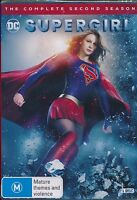 Supergirl The Complete Second Season 2 Two DVD NEW Region 4