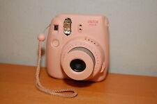 Fujifilm Instax Mini 8 Instant Film Camera- Broken Flash, takes pictures