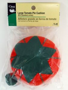 DRITZ - Large Tomato Pin Cushion Fast Shipping