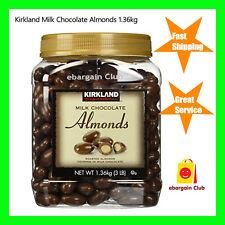 Kirkland Milk Chocolate Covered Almonds 1.36kg Tub eBargainClub
