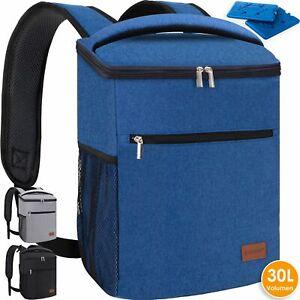 KESSER® 30L Kühltasche Picknicktasche Kühlbox Isoliertasche Camping Thermotasche