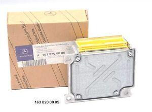 Mercedes Benz control unit Air Bag 163 820 00 85