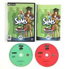 Jeu Les Sims 2 Académie / Disque Additionnel Sur PC
