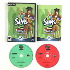 Game The Sims 2 Academy / Disk Additional On PC