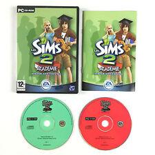Gioco Le Sims 2 Académie / Disco Addizionale sul PC