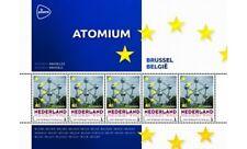 Paises Basos  Europa 2  Belgica  Atomium      bloque nuevos  s