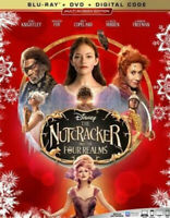 The Nutcracker And The Four Realms [New Blu-ray] With DVD, 2 Pack, Digital Cop