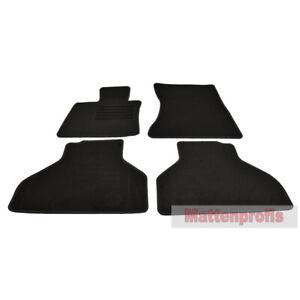 MP Velours Fußmatten passend für BMW X5 E70 ab Bj.02/2007 - 2013