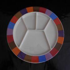 6 assiettes porcelaine Santiago VILLEROY & BOCH Luxembourg SUE HEAVEN N2934