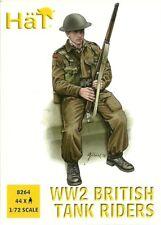 HAT 1/72 (20mm) WWII British Tank Riders
