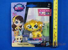 Littlest Pet Shop Damon Golden Cake Topper Figure Decoration K1380 A