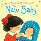The New Baby (Usborne First Experiences)-Anna Civardi,Stephen Cartwright
