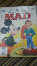MAD magazine Mickey Mouse