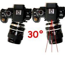 Micro 4/3 adapter BASCULANTE x Conta Leica Pentax Olympus Canon ecc. - ID 3107