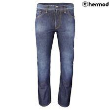 Rokker Revolution Waterproof Motorbike Motorcycle Jeans - Standard Leg - Blue