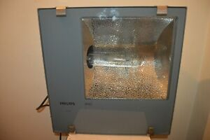Projector Philips IP65 Lamp Monument Dash Panel Works Vintage