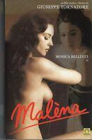 MALENA (Ita 2000) VHS Medusa 1a Ed.  Giuseppe Tornatore  Monica Bellucci