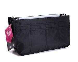 Periea 'Daisy' Medium Handbag Organiser Insert – Various Colours & 3 Sizes