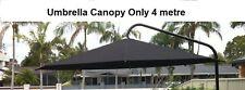 Umbrella Canopy 4 metre Acrylic