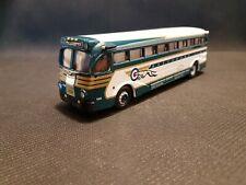 Corgi Classics Battle of Britain Yellow Coach 743; Philadelphia