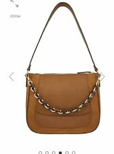 accessorize Hobo Bag With Detachable Chain Necklace BNWT