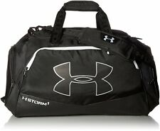 20a8426b6bb5 Under Armour Storm Undeniable II Medium Duffle Black nwt  45