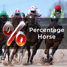 Percentage Horse - Horse Racing Statistics Software