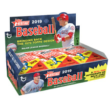 2019 Topps Heritage base #'s 1 - 200 (U pick)(Complete your set)