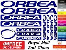 ORBEA Bikes Decals, Stickers, Mtb. Cycling, Bmx, Car, Van