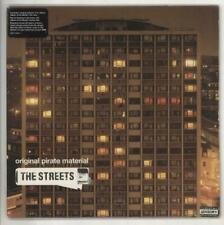 Streets 2-LP vinyl record (Double Album) Original Pirate Material - VG UK