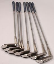 Vintage Golden Touch JERRY BARBER M100 4-9 PW Iron Golf Club Set RH Steel Shaft
