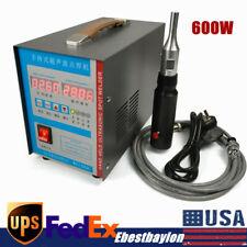 600w Hand Held Ultrasonic Plastic Spot Welder Ultrasonic Spot Welding Machine Us