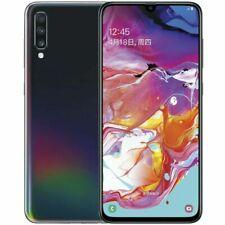 Samsung Galaxy A70 - 128GB - NERO 32MP DUAL SIM (Sbloccato) 6.7'' Smartphone