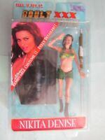 Adult XXX Superstars Plastic Fantasy Series 1 Action Figure Nikita Denise Camo