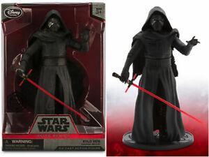 star wars-Die Cast-Disney Store-Lucas-Statuette articulée Kylo Ren-Comme neuf-