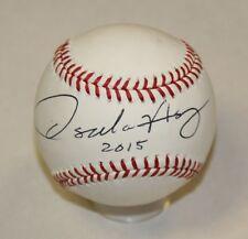 Oscar De La Hoya Signed Official MLB Baseball PSA/DNA Z22183