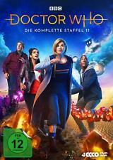 Doctor Who - Staffel 11 (DVD video)