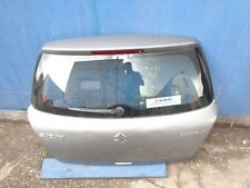 2005-2010 SUZUKI SWIFT 5DR 1.3 1.5 REAR TAILGATE IN GREY ZCD COLLECTION ONLY
