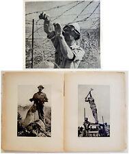 1938 Palestine PHOTO BOOK Vorobeichic MOI VER Jewish HEBREW Judaica ISRAEL