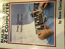 Build Your Own Z80 Computer, Steve Ciarcia, Excellent