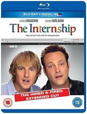 The Internship (Blu-ray, 2013)   Brand new and sealed