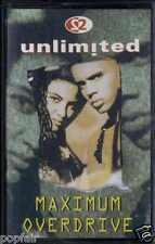 2 UNLIMITED - MAXIMUM OVERDRIVE 1993 UK CASSINGLE