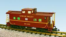 Usa Trains 12163 G Scale Center Cupola Caboose Lehigh Valley